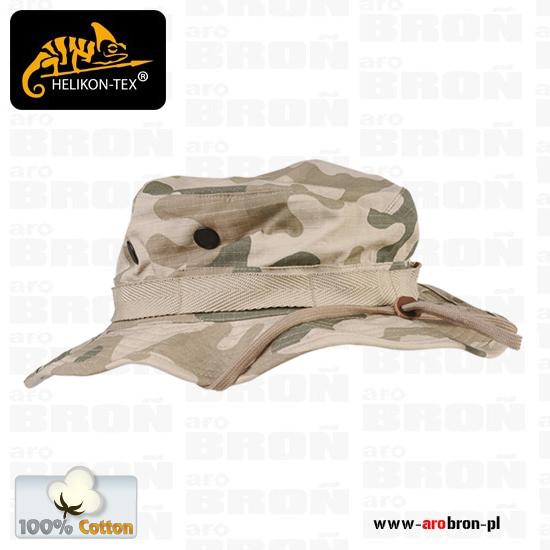 Tradycyjny kapelusz Boonie Hat Helikon (KA-BON-CR-05) - kolor Desert ... 4b742d5e2d0b