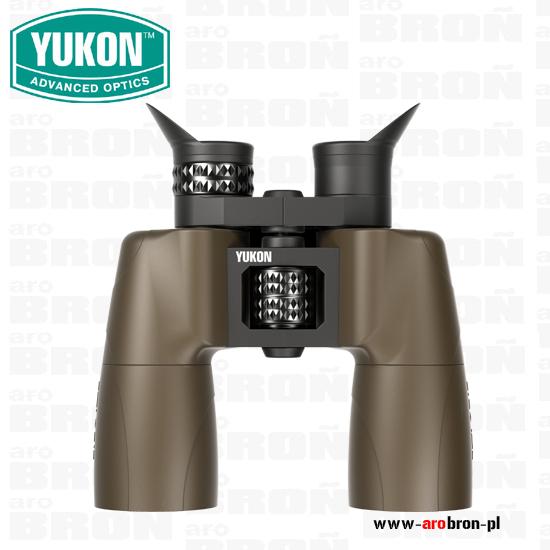 fa182df79291 Lornetka Yukon Solaris 20x50 WP - wodoodporność IPX6