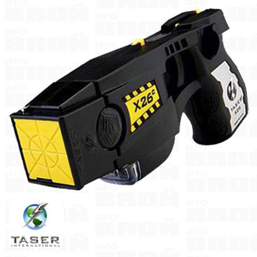 Paralizator Strzelający Na Odległość Taser X26c Aro BroŃ