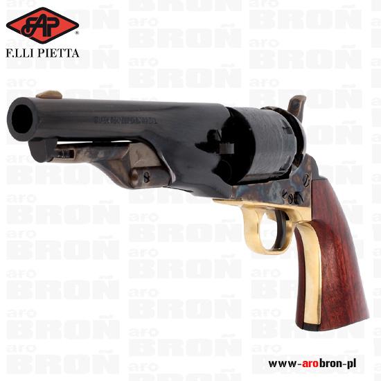 Rewolwer Czarnoprochowy Pietta 1860 Colt Army Sheriff